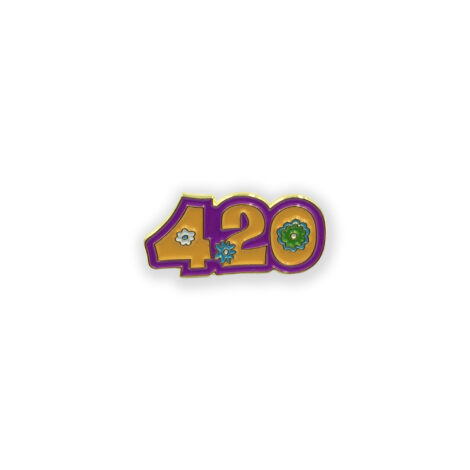 420-flower-poppin-pins